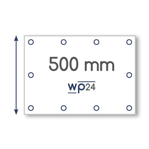 Banner – Höhe 500 mm